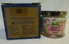 G73945 Berry Vanilla 3-Wick Jar Candle - Nib My last one of this one!