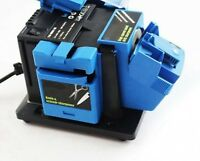 Electric Household Sharpener Tool Multifunctional Drill Bit Grinder Scissors