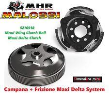 5216918 - Campana + Frizione Maxi Delta System MALOSSI per APRILIA Sportcity 125