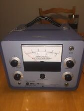 CEC Bell&Howelll 1-117 Vibration Monitor Aiviation Test Equipment