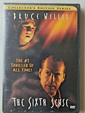 The Sixth Sense 2000 Bruce Willis 60% 4+ Dvds + Free Shipping $2 Each Dvd