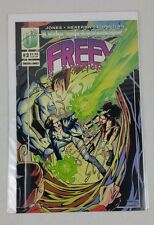 Ultraverse Freex Comic Book #2 (Aug 1993, Malibu)