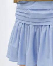 Zara Pleated, Kilt Short/Mini Skirts for Women