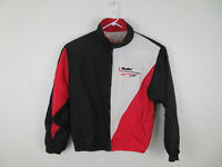 Vintage 90s Kevin Schwantz 88 Ryder Driving Windbreaker Jacket Multi Color M