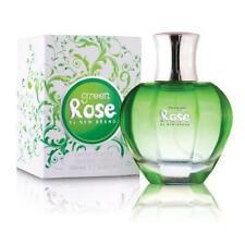 NEW BRAND GREEN ROSE Eau De Parfum Fragranza Profumo DONNA 100 ml