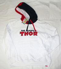 Marvel x Meters Bonwe The mighty Thor Hoodie White size Mens medium