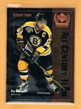 1999-00 Upper Deck Century Legends Ray Bourque All Century Team #AC11 Bruins