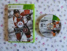 GOOD condition NHL 13 2013 - Xbox 360 TN30