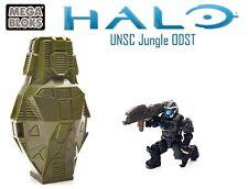 Halo Mega Bloks ODST Drop Pod Metallic Jungle Green ODST