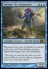 (X4)  Talrand, Sky Summoner  VO  MTG  (Mint/NM)
