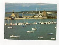 Presque'il de Crozon Camaret Bretagne France 1988 Postcard 368a ^