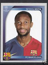 Panini Football Sticker - Champions League 2008-09 - No 104 - FC Barcelona