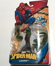Spiderman Classics Lizard Action Figure Marvel Legends Hasbro 2010 Poseable Tail