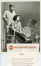 SAMMY DAVIS JR KAREN REICH WONDERFUL WORLD ORIGINAL 1965 ABC TV PHOTO