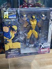Authentic Kaiyodo Amazing Yamaguchi Revoltech Wolverine No.005 PRE-OWNED USA
