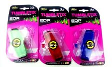 3 Zing TUMBLSTIX  LED Light-up Every Day Play Toy Red Green Blue Fidget Lot NEW