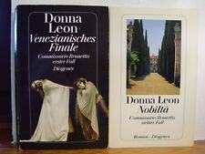 Donna Leon 2x Venezianisches Finale / Nobiltà