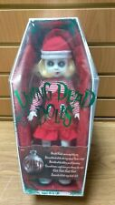 Living Dead Dolls Nohell by Mezco Snowflake Eyes Blonde