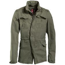 Surplus chaqueta de hombre delta Britannia 20-3527 oliva lavado (20-3527) L