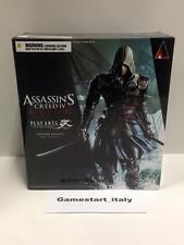 ASSASSIN'S CREED BLACK FLAG PLAY ARTS - EDWARD KENWAY - ACTION FIGURE NUOVA NEW