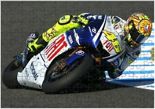 Valentino Rossi 2 A4 JIGSAW Puzzle Birthday Christmas Gift (Can Be Personalised)