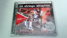 "ORIGINAL SOUNDTRACK ""NO STRINGS ATTACHED"" CD 9 TRACKS BARRY GRAY SEALED BSO OST"