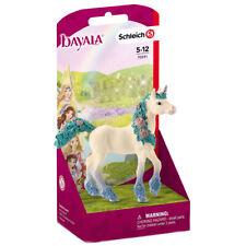 Schleich Bayala Blossom Unicorn Foal Figure - 70591