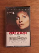 "BARBRA STREISAND ""YENTL"" K7 AUDIO"