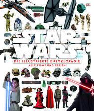 Star Wars™ Die illustrierte Enzyklopädie von Adam Bray, Cole Horton und Tricia Barr (2017, Gebundene Ausgabe)