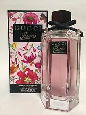 Flora Gucci Gorgeous Gardenia By Gucci 3.3  / 3.4 oz Edt Spray For Women New