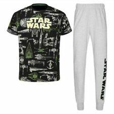 Star War's Men's Glow in the Dark Pj's BNIP