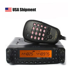 50W 27/50/144/430Mhz Hf/Vhf/Uhf Mobile Transceiver Ham Radio with Rx&Tx:26-33Mhz