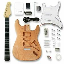 New Electric Guitar Kits for ST Electric Guitar, Okoume wood Body High Quality