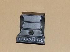 HONDA CB 450 N PC14 1985 GABEL EMBLEM ABDECKUNG VERKLEIDUNG FORK COVER