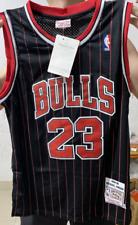 NBA Canotta nba basket maglia Michael Jordan jersey MJ Chicago Bulls Retro