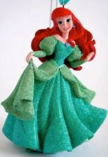 "Disney Little Mermaid "" Princess Ariel "" Figurine Resin Christmas Ornament New"