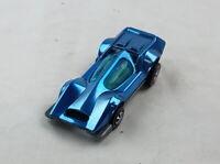 Restored Hot Wheels Redline - 1971 - Bugeye - Lt Blue