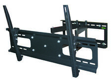 LCD TV Wall Mount Adjustable Swivel Tilt Samsung Vizio LG 42 46 47 50 52 54 55