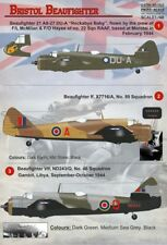 Print Scale 1/48 Bristol Beaufighter # 48062