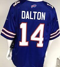2018 NFL Players Buffalo Bills On Field Andy Dalton Bengals #14 Jersey **RARE**
