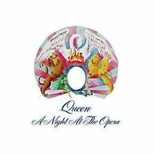 Queen - A Night At The Opera (NEW DELUXE CD) 2011