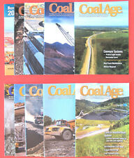 LOT 10 COAL AGE MAGAZINE—MINING TECHNOLOGY EQUIPMENT GEOLOGY—MINERAL PROCES 2019