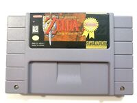 The Legend of Zelda: A Link to the Past Super Nintendo SNES Game PLAYERS CHOICE