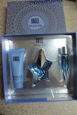 Thierry Mugler ANGEL  3 Piece Gift Set ~ New ~ FREE P&P