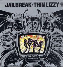 "THIN LIZZY ""JAILBREAK"" ORIG FR 1976 EX/M-"