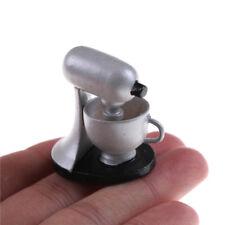 1/12 Dollhouse Miniature Coffee Machine Toy Kitchen Mixer Toy New Arrival `Us