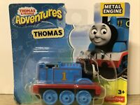 Thomas & Friends Fisher Price Adventures Thomas Metal Engine New in Box
