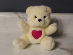 """VHTF 5"""" RUSS Plush Cream BABY HAPPIE Bear (*g5s)"""