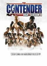 The Contender: Season 4 (DVD 4-Disc Set) New/Sealed [Region 4] MMA Boxing