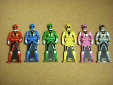 Gokaiger Set Of Keys Power Rangers Super Megaforce BANDAI Japan